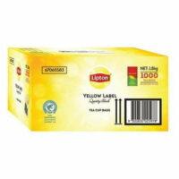 Lipton Tagged Teacup Bags