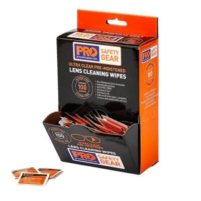 Alcohol Free Lens Cleaning Wipes
