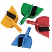 Dustpan Set Plastic