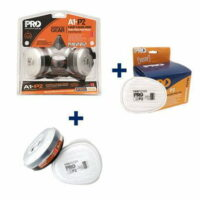 Ultimate A1+P2 Respirator Mask Bundle