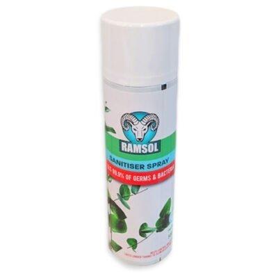Ramsol Sanitiaseer & Disinfectant Spray