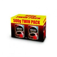 Nescafe Blend 43 Coffee 500g twin pack