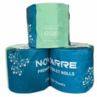 Novarre Premium 700 Sheet 2Ply Toilet Paper (2020) CTN/48