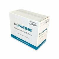 Novarre Premium Jumbo Toilet Roll (3010) CTN/8