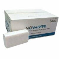 Novarre Premium Plus Multifold Hand Towel (5025) CTN/4000