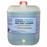 Auto Klene M60 H/Duty Mag Wheel Cleaner