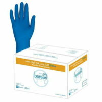 High Risk - Latex Exam Glove Powder Free CTN/500