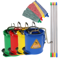 Mop Bucket Combo Set