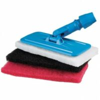 Edco Power Pads Scourer for Heavy Duty Scrubbing and Stripping