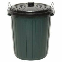 73L Round Rubbish/Garbage Bin