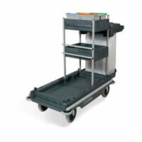 Numatic Lockable Janitors Trolley