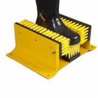 Boot Scrubber/Scraper Cleaner P/C Steel Frame - 380x300x180mm
