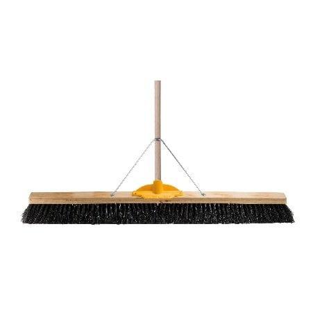 900mm Sweep-Eze Platform Broom with Handle