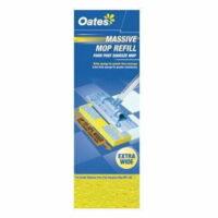 4 Post Squeeze Mop (Refill Sponge)