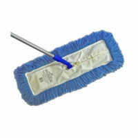 Modacrylic Dust Mop and Handle Set