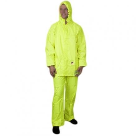 Yellow Rain Set In Bag
