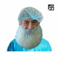 Amarock XL Beard Cover PP Double Loop CTN/1000