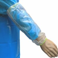 PVC Reusable Sleeve Cover 40cm Pair