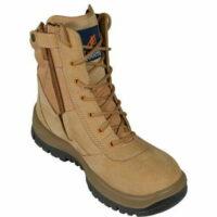 Mongrel Wheat High Leg Safety Boot