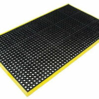 Safety Cushion Mat with Safety Border