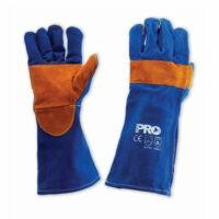 Pro Blue Heeler Welding Gloves 40cm