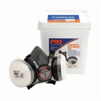 Tradie's & Painter's Respirator Kit In Bucket