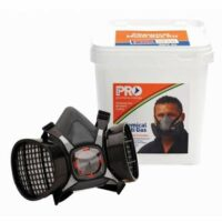 Chemical Respirator Kit In Bucket