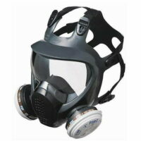 Maxi Safe Twin Full Face Respirator