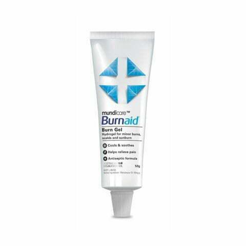 Burnaid Gel Tube 50g