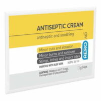 10 Antiseptic Cream Sachets