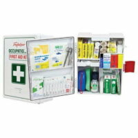 First Aid Kit National Workplace - ABS Wall Mountable