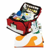 Outdoor & Remote First Aid Kit - Soft Pack
