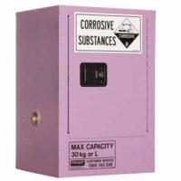 30L Corrosive Class 8 Metal Storage Cabinet
