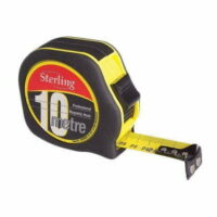 Magnetic Hook Professional Tape Measure  10m X 25mm