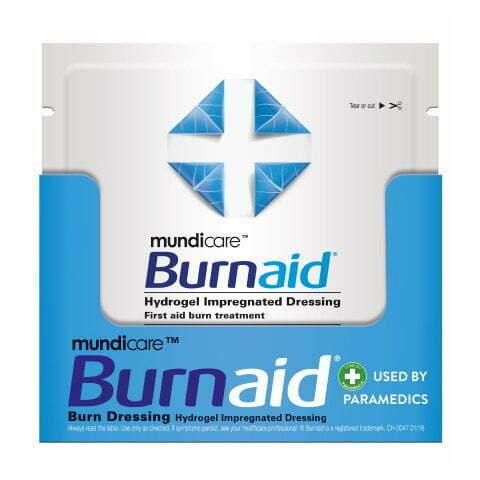 Burnaid Dressing Pad