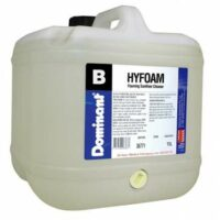 Dominant Hyfoam AQIS Approved Chlorinated Cleaner