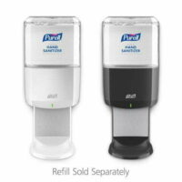 Purell ES8 Touch Free Hand Sanitiser Dispenser with Drip Tray