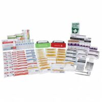 R2 High Risk Foodmax Blues Refill Pack First Aid Kit