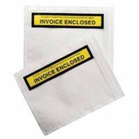 """Invoice Enclosed"" Doculopes"