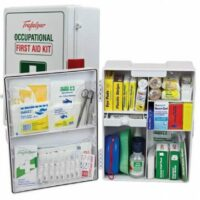 WM1 First Aid Kit Workplace Level 1 - ABS Wall Mountable