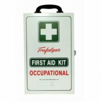 First Aid Kit National Workplace - Metal Wall Mountable