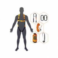 Linq Standard Harness Roofers Kit