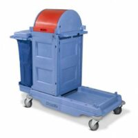 Numatic ProCare Lockable Janitors Trolley PC200