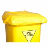 PVC Bin Cover For Spill Kits