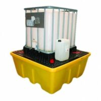Polyethylene IBC Containment Single Bund
