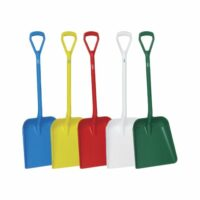 Vikan Straight Handle Shovel Large Blade