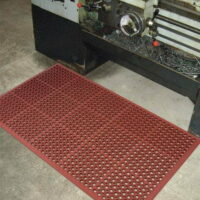 Grease Resistant Safety Cushion Mat