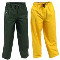 Premium Rain Pants PVC Overtrouser