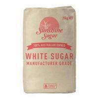 Granulated White Sugar 25kg