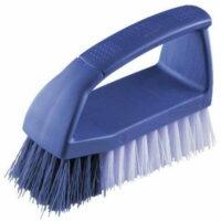 Oates Blue General Scrub Brush